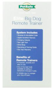 remote trainer label