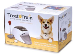 treat and train remote