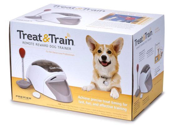 treat and train remote