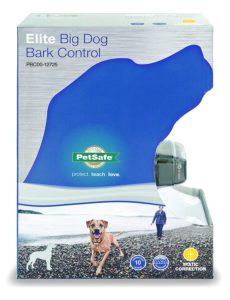 elite big dog bark collar