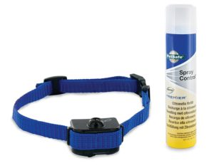 small dog spray barking collar